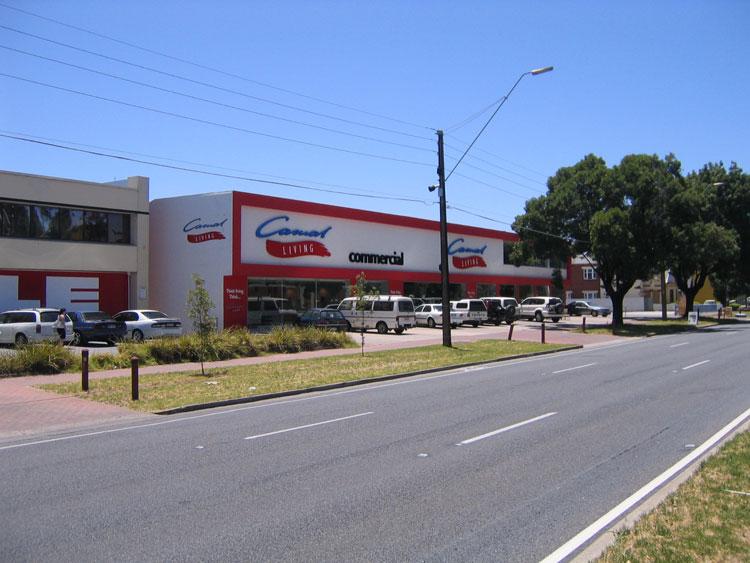 Retail Fitout Keswick